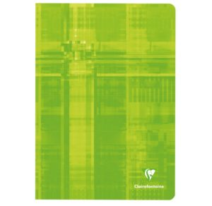 CAHIER A4 96P 5X5 CLAIREFONTAINE