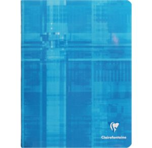 CAHIER 24X32 96P 5X5 CLAIREFONTAINE